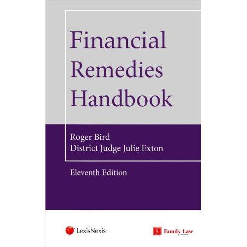 Financial Remedies Handbook 11th Edition