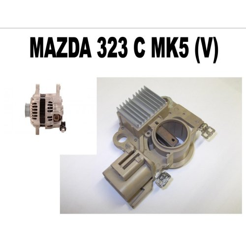MAZDA 323 C MK5 (V) 1.8 16V 1994 1995 - 1998 NEW ALTERNATOR REGULATOR