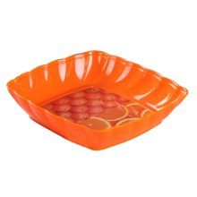 Lovely Orange Pattern Fruit/Candy Dishes Saucer Tray Small Plates