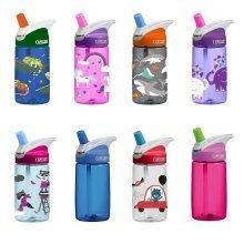 Camelbak Eddy Kids new 2016 designs 400ml/12oz spill proof water bottle BPA free