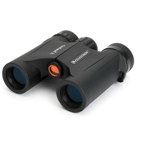 Celestron Outland X 10x25 Compact Roof Prism Binoculars Black