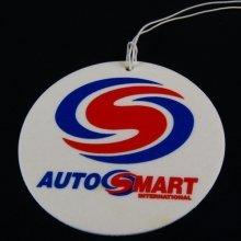 Autosmart - Air Freshener - Car Dangler or House Stress Relief Fragrance - 6pc