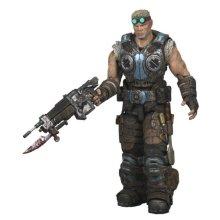 """Gears Of Wars 52230 3.75-Inch """"Series 1 Baird"""" Figure"""