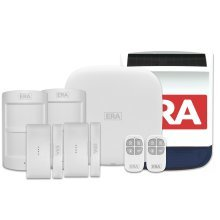 ERA HomeGuard Pro Wireless Smart Phone Alarm System - Gold Kit