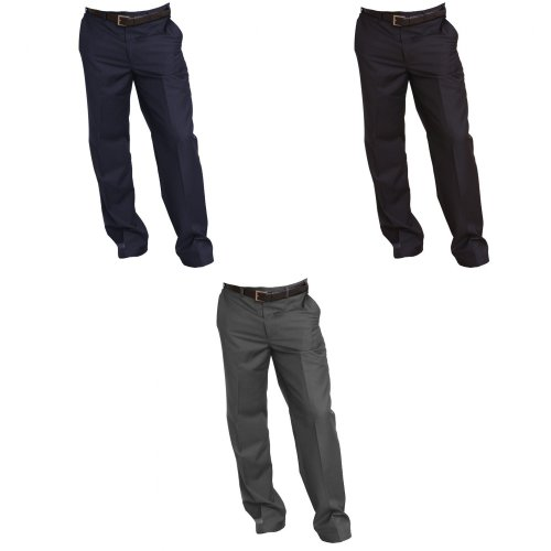 Skopes Mens Cyprus Flat Fronted Suit Trousers