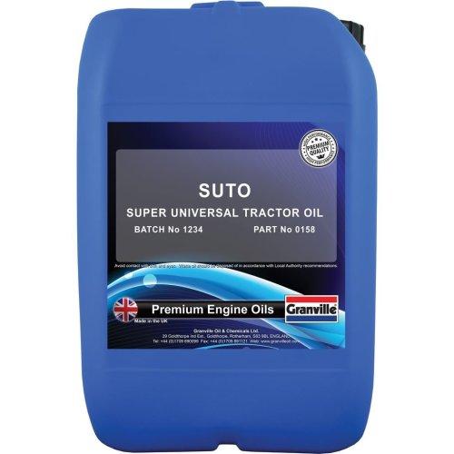 Super Universal Tractor Oil 15W30 - 25 Litre