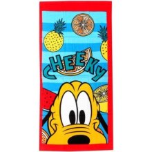 Disney Pluto 100% Cotton Beach Towel