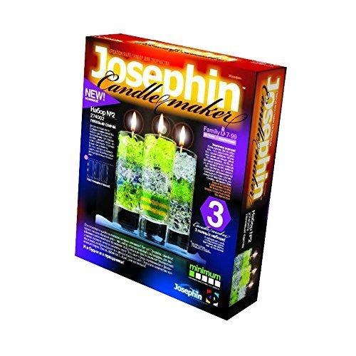 No. 2 Candlemaker Craft Set - Josephin Number Elf27400 -  josephin 2 candlemaker set number elf274002