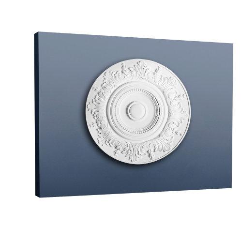 Orac Decor R17 LUXXUS Ceiling Rose Rosette Medallion | 47 cm diameter