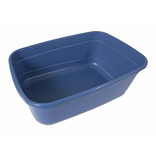 Petmate Giant Cat Litter Tray, Blue