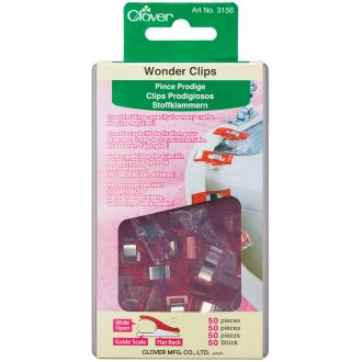 Wonder Clips-50/Pkg