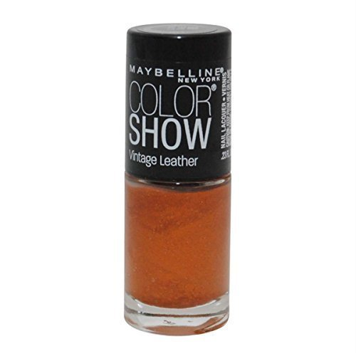Maybelline Colorshow Nailpolish Ltd Classic Camel 895