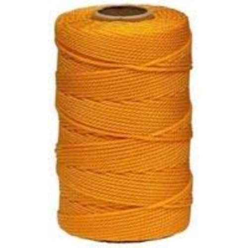 Lee Fisher Size 12 14 lb Braided Twine Gold 440 Ft 80 Test
