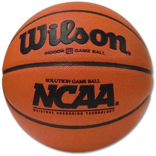 Wilson Solution NCAA Men's Basketball