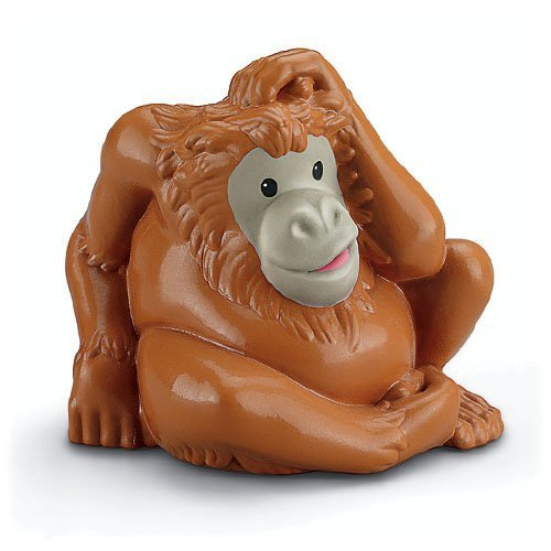 Fisher-Price Little People Orangutan