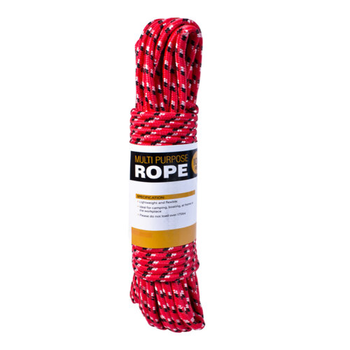 100Ft Multi-Purpose Rope - Red