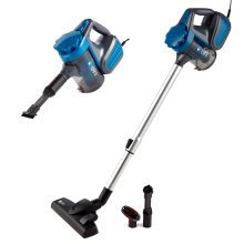 Dihl 2-in-1 Vacuum Blue 600W Hand Held Upright Stick Bagless Corded