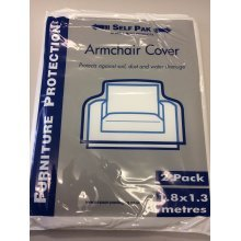 Armchair Covers - pack of 2 Storage Covers