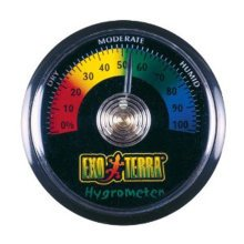 Exo Terra Analogue Gauge Hygrometer