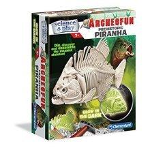 Archeofun Piranha in the dark - Clementoni 61242