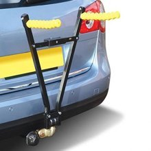 Cycle Carrier - Towball Mounted For 2 Cycles - Bike Racks Bc2030 Bi Maypole -  carrier 2 cycle mounted bike towball racks bc2030 bicycle maypole
