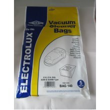 Electruepart BAG 140 pack of 5 Bags to fit Electrolux Vacuum Cleaners