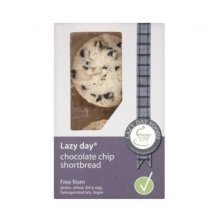 Lazy Day - Chocolate Chip Shortbread