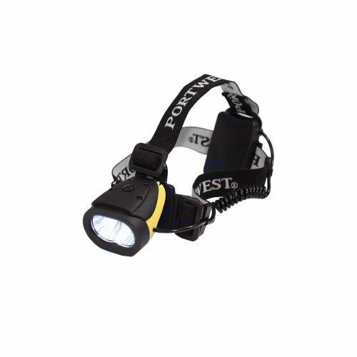 sUw - Powerful Lightweight Adjustable Compact Dual Power Head Light