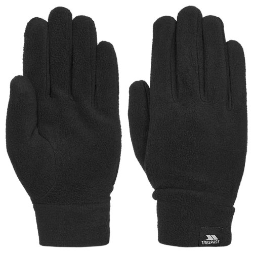 Trespass Mens Gaunt II Fleece Gloves