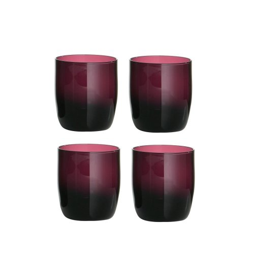 Tumblers - Purple, Set of 4