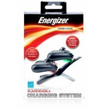Energizer X2 Charging System for PS4