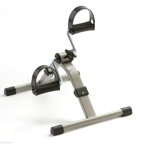 Kabalo Mini Arm and Leg Folding Pedal Exerciser Bike Machine for home, work, office, lounge, etc