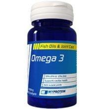 Myprotein Omega 3 Unflavoured 90 Gelcaps