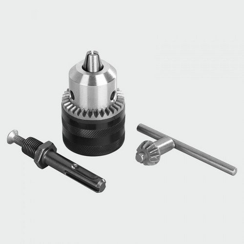 Addax KEY Chuck with Key and SDS Plus Adaptor 13mm