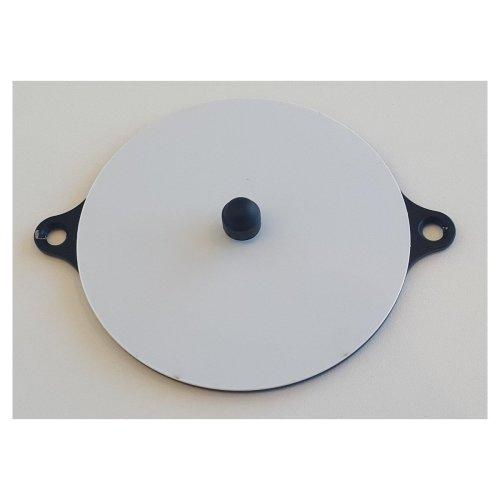 Maclocks NSWB Black detector mount/base cover plate