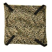 High-quality [Faddish Leopard Print] Soft Dog Cat Pet Bed,Cat Hammock(50*38CM)