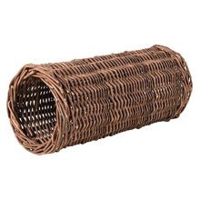 Willow Tunnel For Small Animals For Rabbits 20cm Diameter / Length 38cm -cm 38 -  cm tunnel rabbits willow 38 20 small animals diameter length trixie