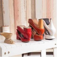 2 Psc Shoe Rack Holder Organizer Stretcher Shoe Storage Shelf Home Deco