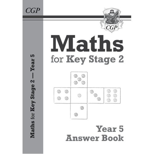 New KS2 Maths Answers for Year 5 Textbook (CGP KS2 Maths)