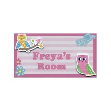 Freya My Room Sign