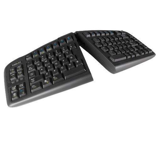 Goldtouch GTU 0088 V2 Adjustable Ergonomic Keyboard PC and Mac Compatible USB
