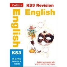Collins Ks3 Revision and Practice - New Curriculum: Ks3 English All-in-one Revision and Practice