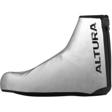 Altura Men's Thermo Elite Overshoe, Reflective/black, Small - Waterproof Road -  altura thermo elite waterproof road mtb bike cycle cycling biking