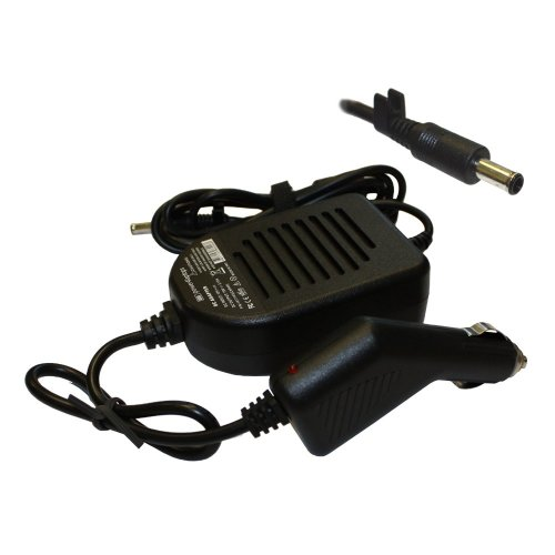 Samsung NP-N148-DP02UA Compatible Laptop Power DC Adapter Car Charger