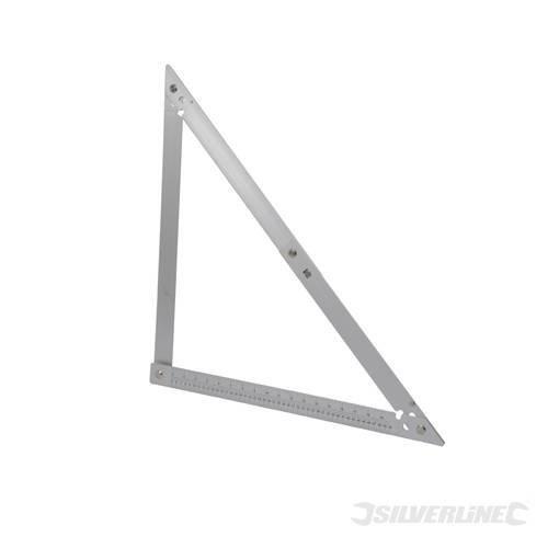 Silverline Folding Frame Square 600mm - 732000 -  folding frame square silverline 600mm 732000