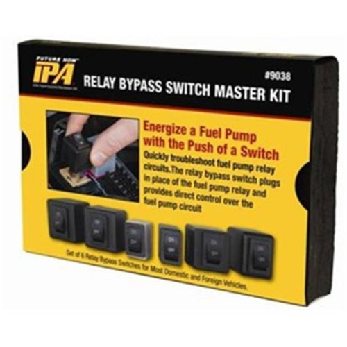 Innovative Ip9038 6 Pc Relay Bypass Set