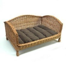 Willow Pet Bed Settee Extra Large Light Cushion