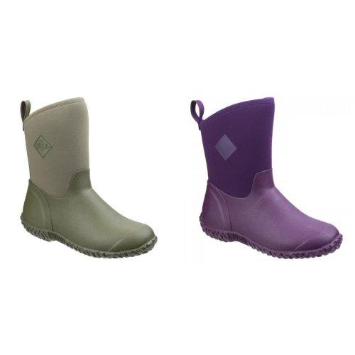Muck Boots Womens/Ladies Muckster II Mid RHS Print Gardening Shoes