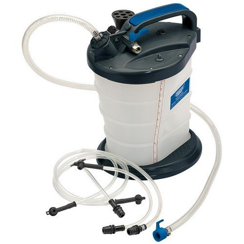 Draper 77056 Expert Pneumatic Brake Fluid Extractor