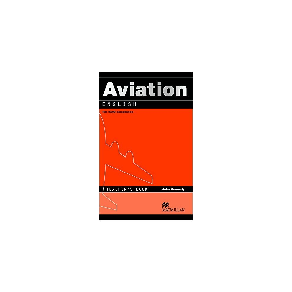 Aviation English Macmillan Book